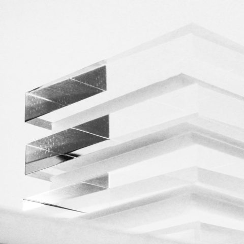 西新宿1丁目プロジェクトアクリル模型10